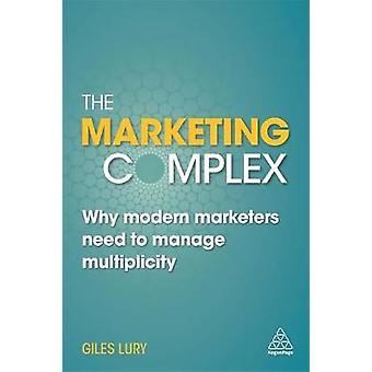 Komplexet marknadsföring - varför Modern marknadsförare behöver för att hantera Multiplici