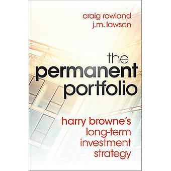 Den Permanent Portfolio - Harry Brownes långsiktiga investeringsstrategi