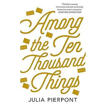 Entre las 10 mil cosas por Julia Pierpont - libro 9781780748306
