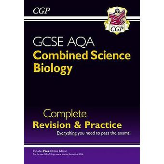 Nuevo grado 9-1 GCSE combinado ciencia - biología AQA revisión completa y