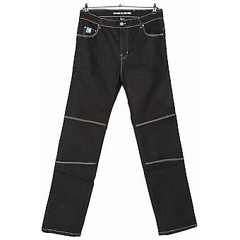 Spada Grey Rigger Selvedge Womens Motorcycle Jeans