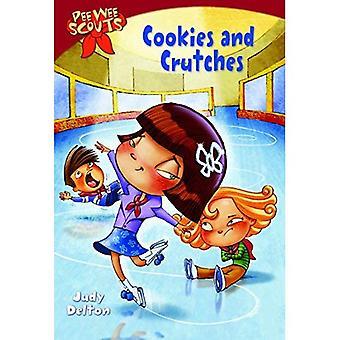 Pee Wee scouter: Cookies och kryckor