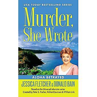 Murder, She Wrote: Aloha trahi