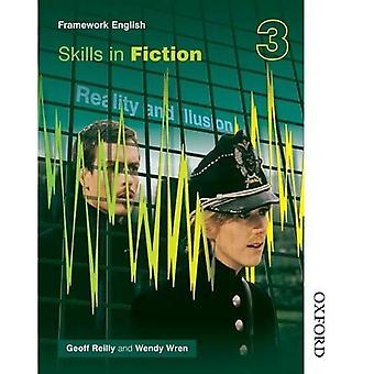 Nelson Thornes Framework English Skills in Fiction 3: Bk.3 (Skills in Fiction 1)