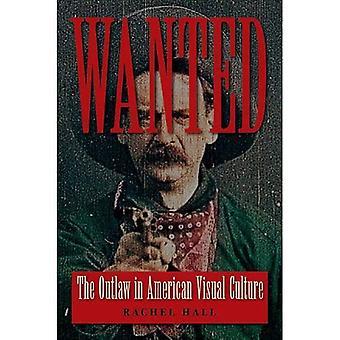 Gezocht: De Outlaw in Amerikaanse visuele cultuur