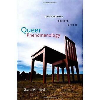 Queer fenomenologia: Suuntaviivat, Objects, muut