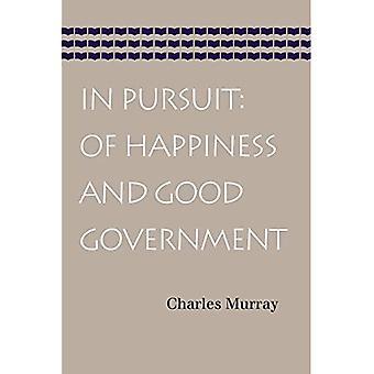 En poursuite: Du bonheur et de bon gouvernement