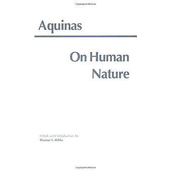 Über die menschliche Natur