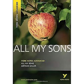 All My Sons (York Notes Advanced)
