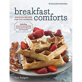 Breakfast Comforts: Enticing Recipes for the Morning (Williams-Sonoma)