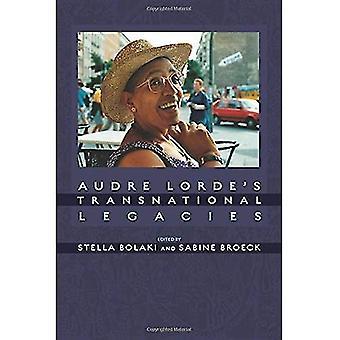 Legs transnationale de Audre Lorde