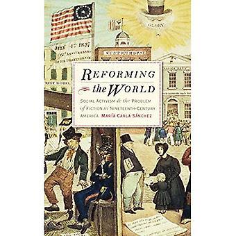 Reformera världen: Social aktivism och problemet med Fiction i artonhundratalet Amerika (Iowa Short Fiction Award (Inbunden))