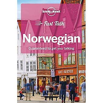 Lonely Planet Talk rapide norvégienne