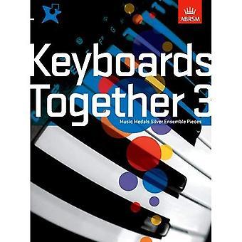 Tastaturer sammen: v. 3