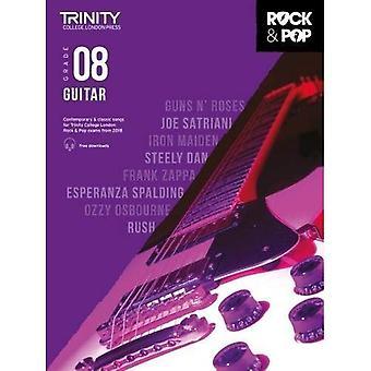Trinity Rock & Pop 2018 Guitar Grade 8 - Trinity Rock & Pop 2018 (Sheet music)