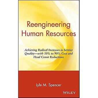 Recursos humanos por Spencer & Lyle M.