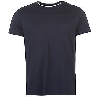 Pierre Cardin Mens Panelled T Shirt