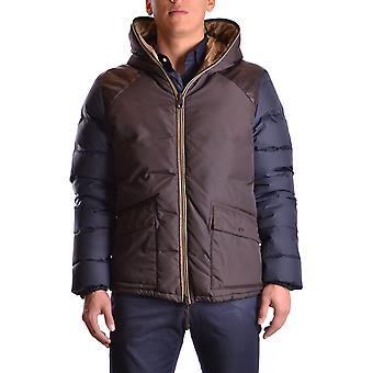 Duvetica Brown Nylon Outerwear Jacket