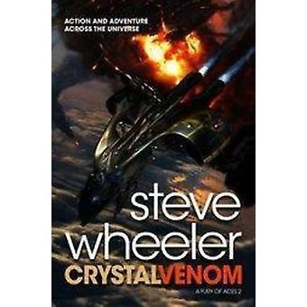 Crystal Venom by Steve Wheeler - 9780732293734 Book