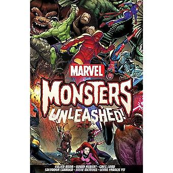 Monsters Unleashed! by Greg Land - 9781846538117 Book