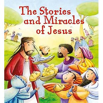 The Stories and Miracles of Jesus by Su Box - 9781860249990 Book