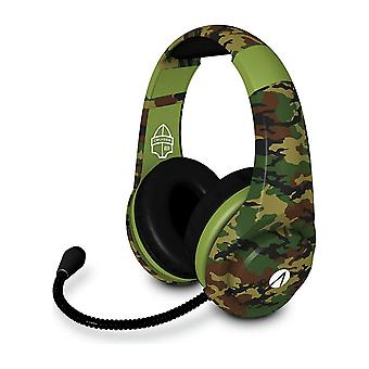 Stealth-XP Cruiser multiformat Gaming Headset-Woodland camouflage