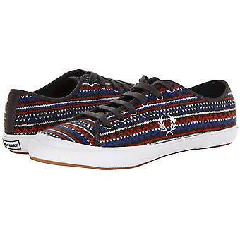 Fred Perry Vintage tenis Fairisle punto instructores B3170-491