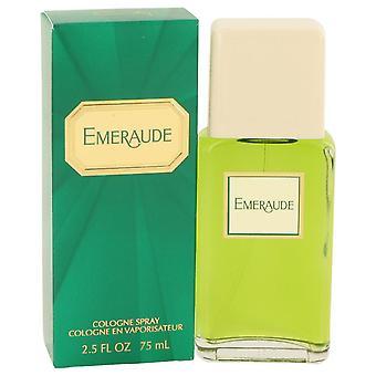 Emeraude Cologne Spray By Coty 75 ml