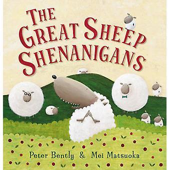 Den stora får Shenanigans av Peter Bently-Mei Matsuoka-97818493