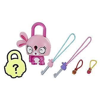 Lock Stars Pink Bunny Série 1