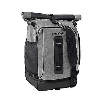 Erima Travel Pack - Unisex Backpack - Grey Melange - 1