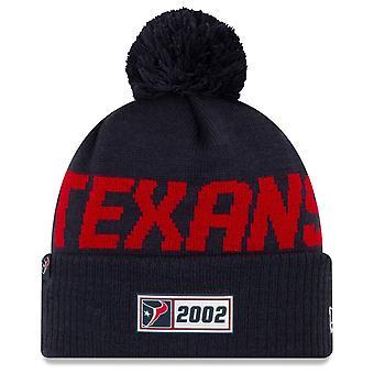 New Era Sideline Road 2019 Bommel Hat Houston Texans