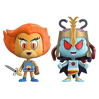 Thundercats Lion-O & Mumm-Ra NYCC 2017 US Exclusive Vynl.