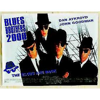 Blues Brothers 2000 Original Cinema Poster