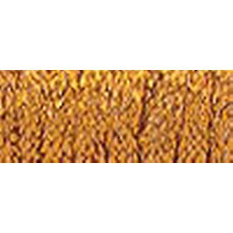 Kreinik Fine Metallic Braid #8 10 Meters 11 Yards Vintage Amber F 150V