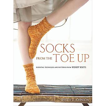 Potter Craft Books Socks From The Toe Up Pot 49443