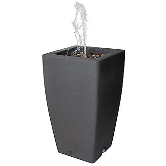 Madison 185L Rain Barrel with Water Feature