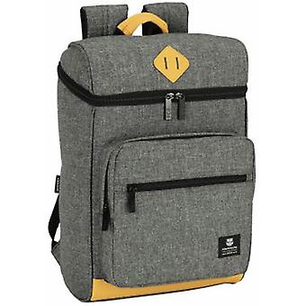 F.C. Barcelona Casual Day Pack Grey (Toys , School Zone , Backpacks)