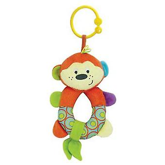 Tachan Little Pals Rattle Chimp
