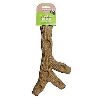 Boredom Breakers Edible Birdy Branch Large 30x17x4.5cm (Pack of 3)