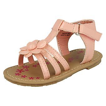Spot de filles sur H0225 sandales plates de l'été