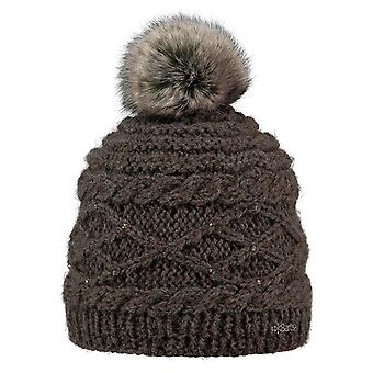 Barts Claire Beanie - Heather Brown