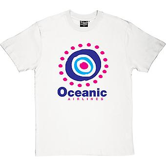 Oceanic Airlines mænd T-Shirt