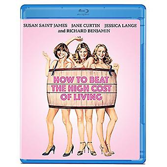 How to Beat the High Cost of Living [BLU-RAY] USA import
