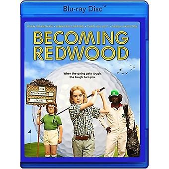 Stając się import USA Redwood [Blu-ray]