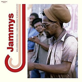 Forskellige kunstner - King Jammys Dancehall 3: Hårde Dancehall [Vinyl] USA import
