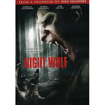 Night Wolf [DVD] USA import