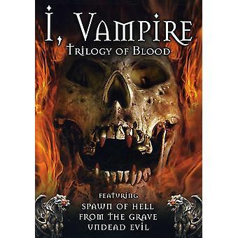 Yo vampiro: trilogía de importación USA de sangre [DVD]