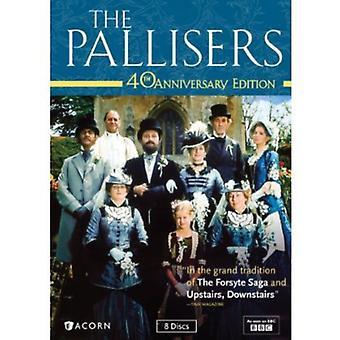 Pallisers: 40th Anniversary Edition [DVD] USA import