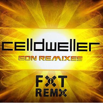 Celldweller - Eon Remixes [CD] USA importerer